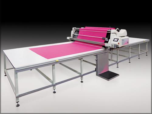 Wheel Alignment Machine >> ÖZBILIM Fabric Spreading Machine | INDEL - Quality solutions in textile technologies